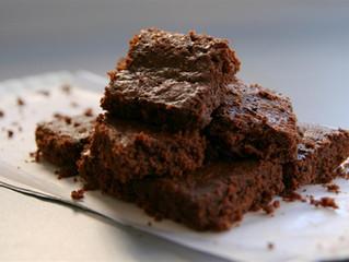 Flourless Avocado Brownies (Paleo, Vegan & Gluten Free)