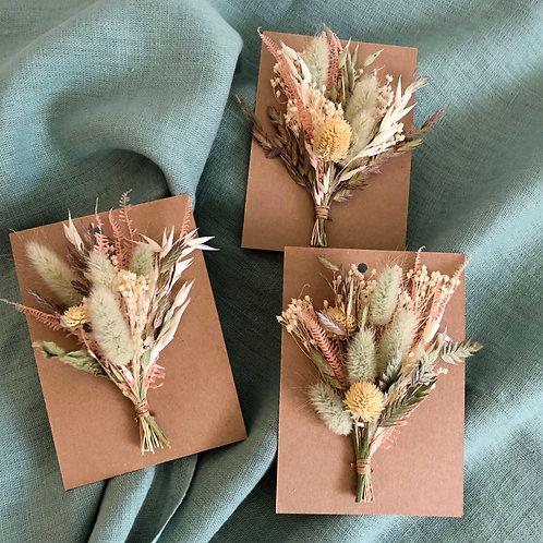 Carte fleurie Toscane