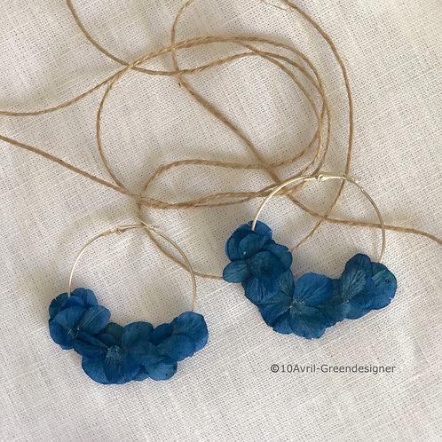 Boucles d'oreilles Bali