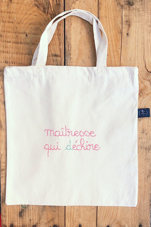 The tote-bag