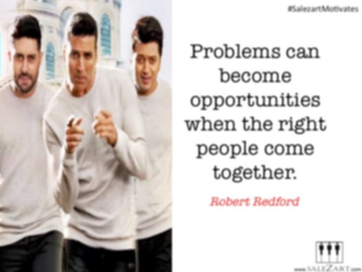 Motivation | Inspiration | Problems | Opportunities