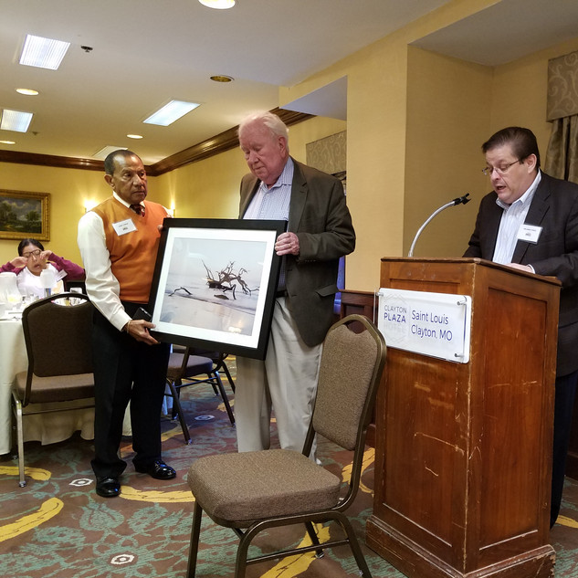 Honoring Dr. Peter Raven -Photo 3 - 2015