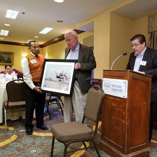 Honoring Dr. Peter Raven -Photo 3 - 2015