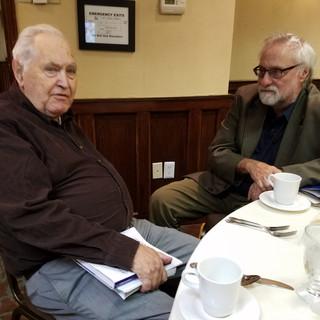 Richard Millett and Daniel Hellinger - 2