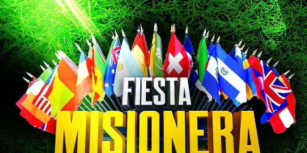 Fiesta Misionera 2020