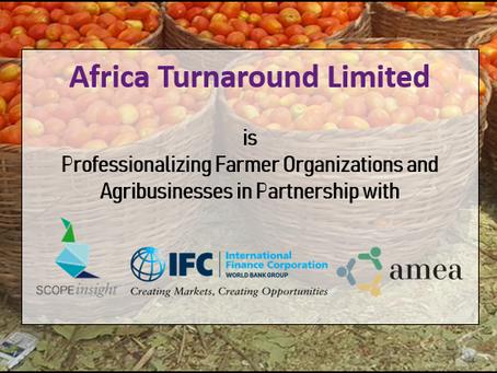Africa Turnaround on SCOPE News!