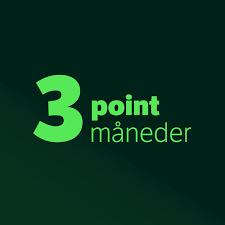 3 ekstra point til Bland Selv i 3 måneder
