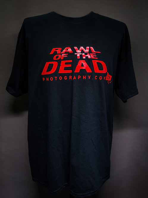 Rawl of the Dead - Red logo/Camera