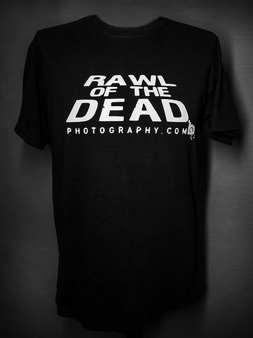 Rawl of the Dead - White logo/camera
