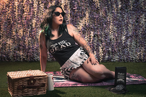 Rawl of the Dead Women's tank top
