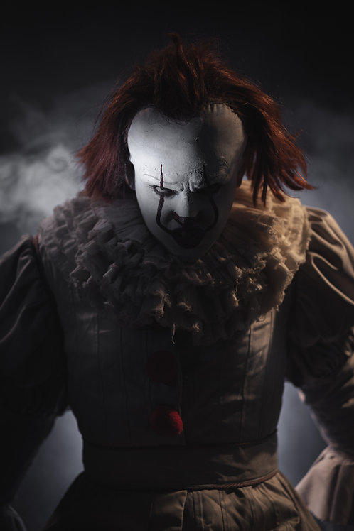 Pennywise Photo Print