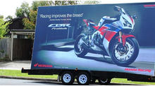 Effective Outdoor Advertising with Mobile Billboards Trucks Chicago