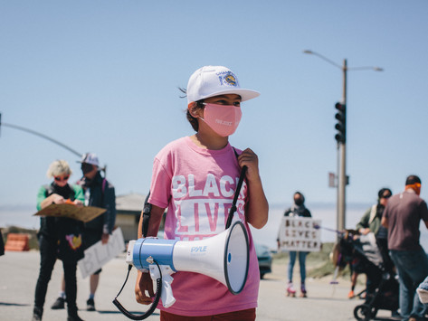 When Kids Are Leading The Chants: Introducing The Justice Kids