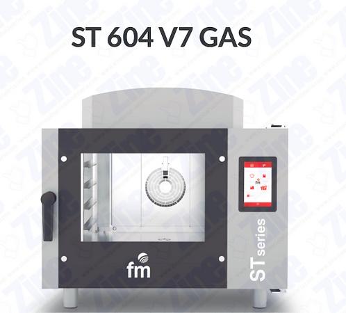HORNO FM ST 604 V7 GAS