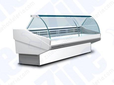 Vitrina de supermercado Eurofred SALINA PLUS 300