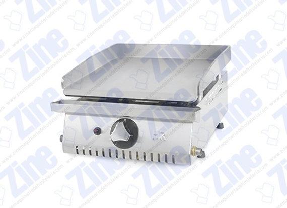 PLANCHA A GAS INDUSTRIAL PLC400ECON
