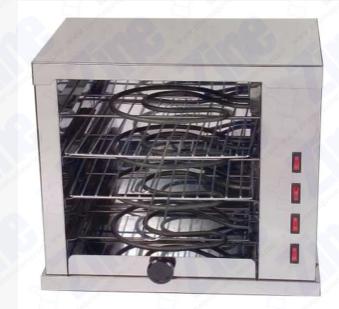 Horno tostador eléctrico ARILEX