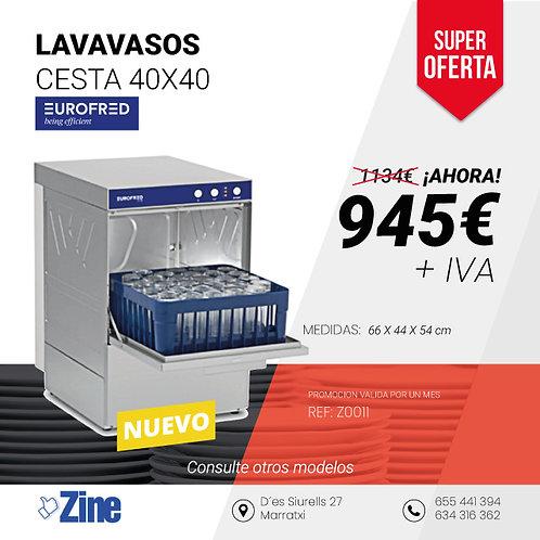 LAVAVASOS Eurofred LV 400