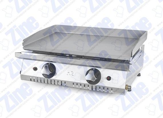 PLANCHA A GAS INDUSTRIAL PLC600ECON