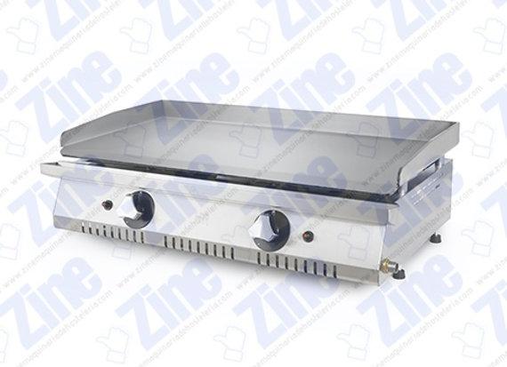 PLANCHA A GAS INDUSTRIAL  PLC800ECON