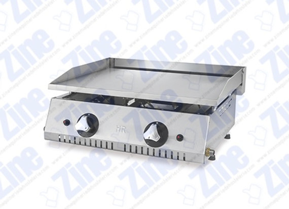 PLANCHA A GAS INDUSTRIAL PLC60RT