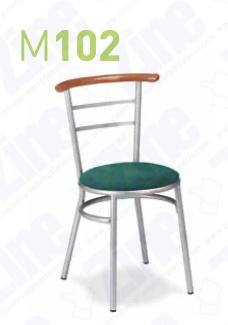 Silla interior hostelería M102