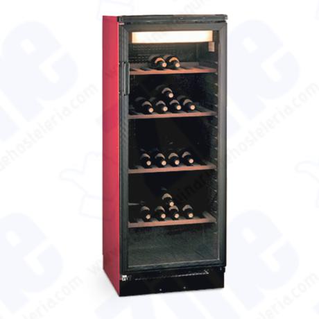 Armario expositor vino monotemperatura Eurofred VKG 511