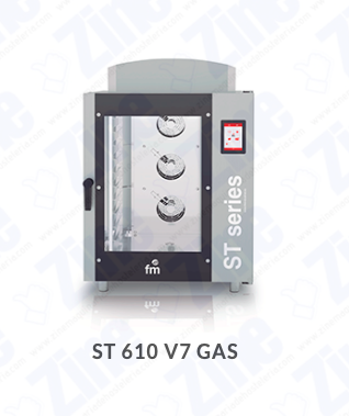 HORNO ST 610 V7 GAS