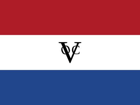 Nederland heeft China ook gekoloniseerd!