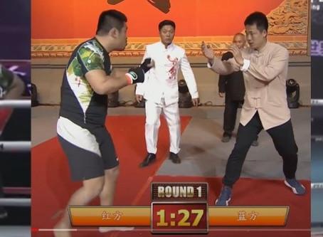 Xu Xiaodong, de Chinese vechtersbaas