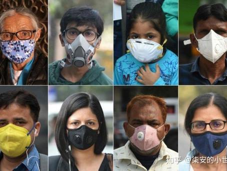 Afgezien van het niet beschikbaar zijn, wat zijn de redenen dat westerlingen geen mondkapjes dragen?