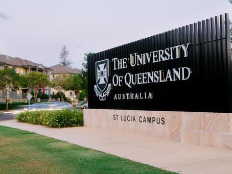 Australische student in de problemen