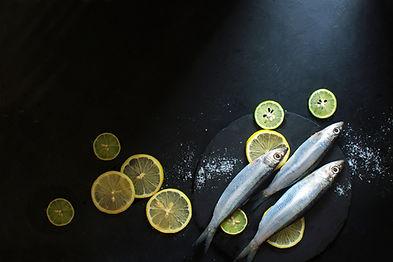 Poissons et citrons