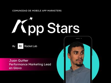 Juan Gutter 💫 , Performance Marketing Lead en Glovo!
