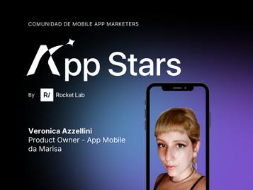 Veronica Azzellini, Product Owner - App Mobile en Marisa ⭐️