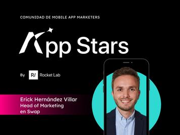Erick Hernández Villar, Head of Marketing en Swap 💫