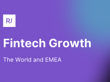 The growth of the Fintechs in the World and EMEA 🌍 🚀
