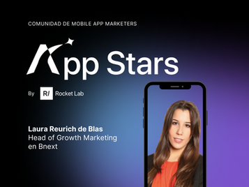 Laura Reurich de Blas, Head of Growth Marketing de Bnext.