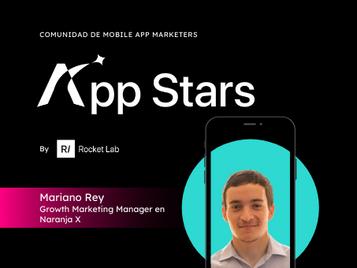 Mariano Rey, Growth Marketing Manager en Naranja X