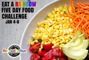 5 Day Food Challenge