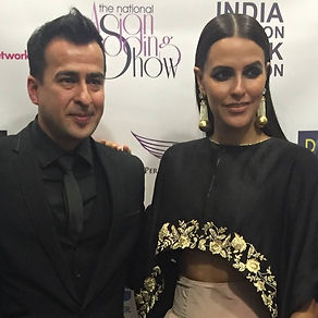 Actress Neha Dhupia