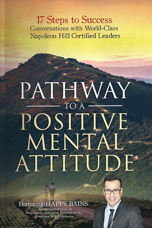 Book - Pathway To A Positive Mental Attitude