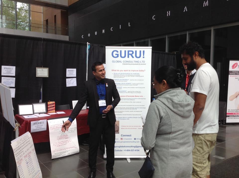 Surrey Health Expo Sponsor