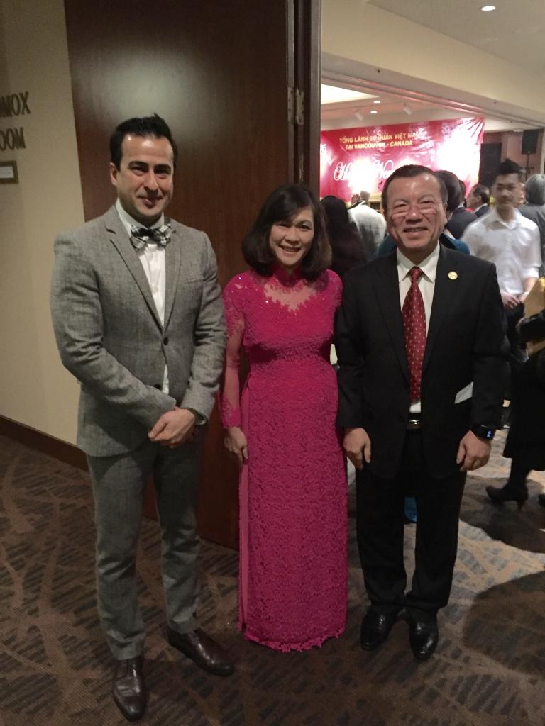 Head General Consulate of Vietnam