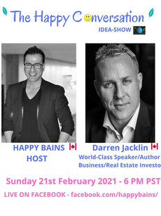 Darren Jacklin & Happy Bains