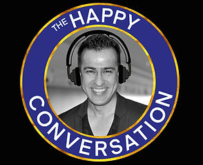 happy bains podcaster