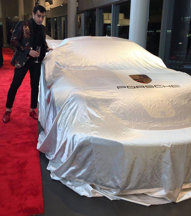 Porsche Lingerie Fashion Show!
