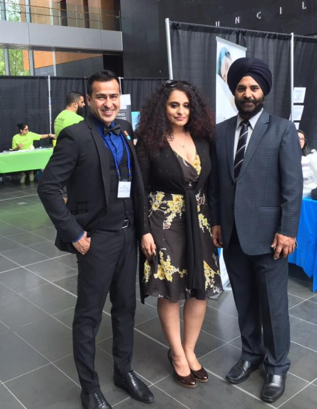 Surrey Health Expo With Organizer Rina Gill and Harpreet Singh of The Harpreet Singh Show!