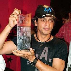 Shahrukh Khan MTV Award 2005