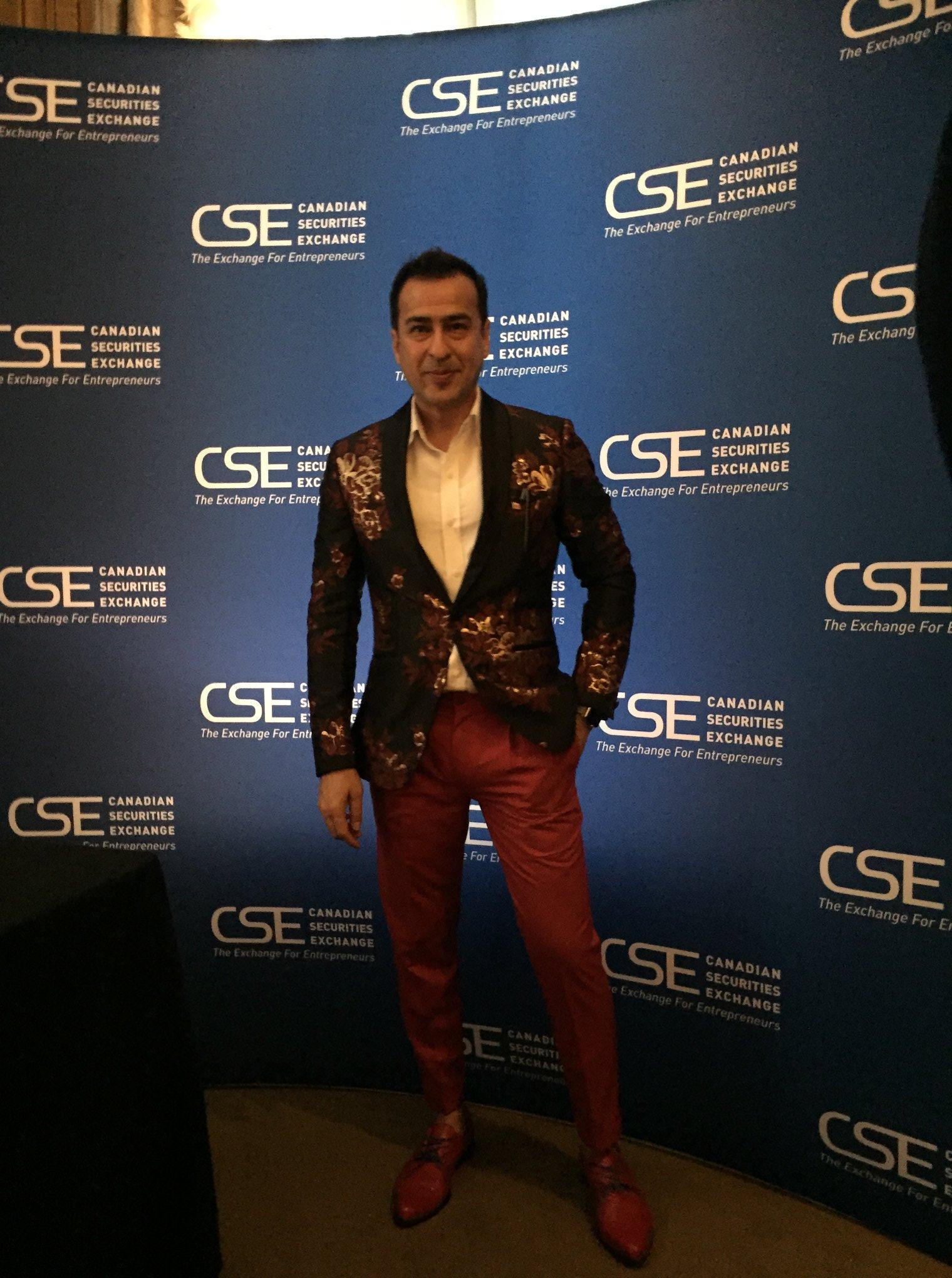 CSE = Canadian Stock Exchange Annual